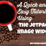 Adding Clickable Images Using Jetpack
